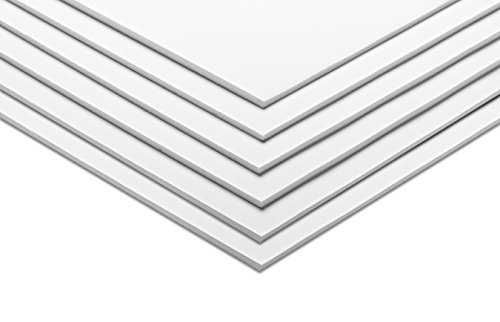 AdirOffice Foam Board 5mm Sheets (20