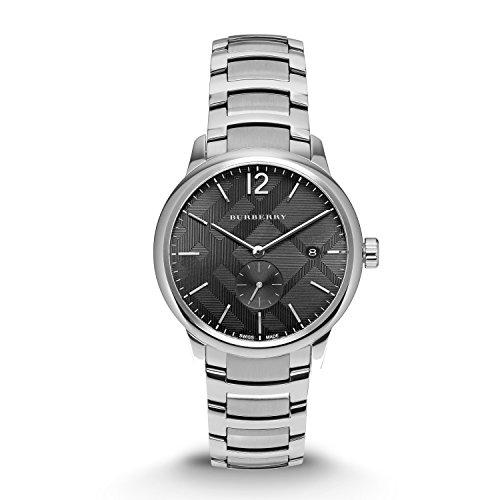 Burberry Men's Swiss Stainless Steel Bracelet Watch 40mm - Watch Men Burberry