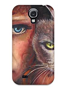Vicky C. Parker's Shop Best Premium Case For Galaxy S4- Eco Package - Retail Packaging -