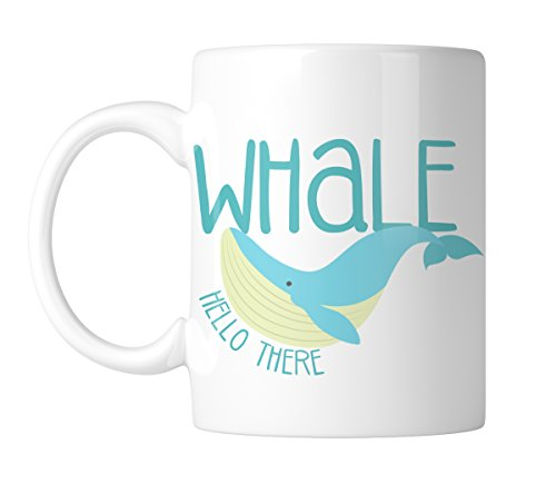 Whale Hello There 11 oz. Mug