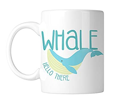 Whale Hello There 11 oz. Mug