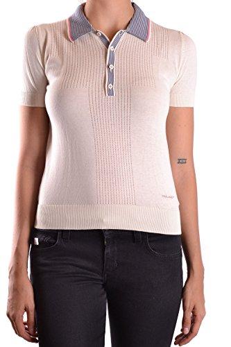 Dsquared2 Femme MCBI107140O Beige Coton Polo