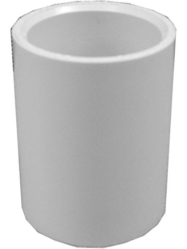 (Genova Products 30110CP 1-Inch PVC Pipe Coupling - 10 Pack)