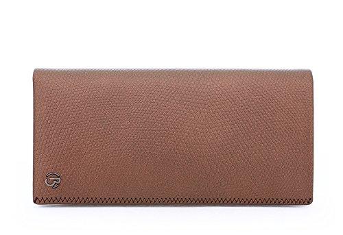 bonia-mens-arbre-chequebook-wallet-one-size-metallic-bronze