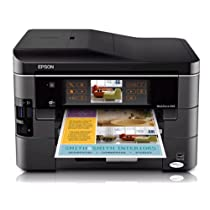 Epson WorkForce 845 Wireless All-in-One Color Inkjet