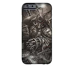 Apocalypse iPhone 6 plus Black Barely There Phone Case - Design By FSKcase?