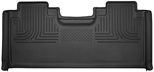 Husky Liners 53451 X-act Contour Series Black 2nd Seat Floor Liner by Husky Liners