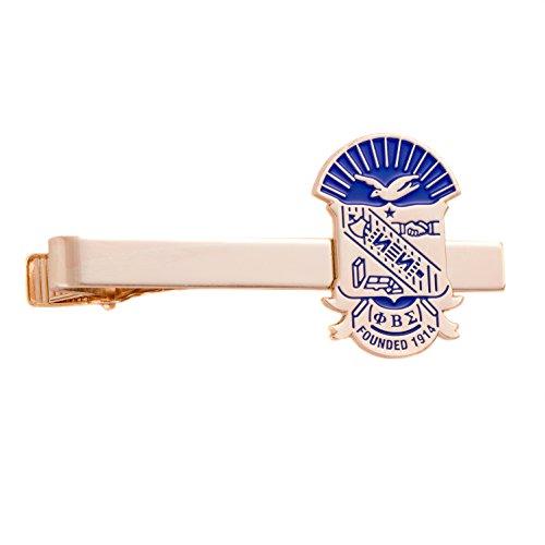 Sigma Phi Fraternity - Phi Beta Sigma Fraternity Crest Tie Bar Greek Formal Wear Blazer Jacket