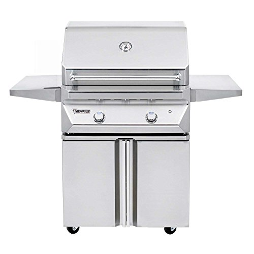 Twin Eagles 30 Inch Natural Gas Grill On Double Doors Cabinet Twin Eagles