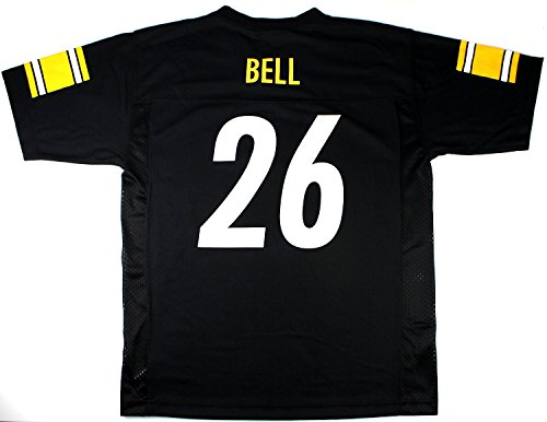 Outerstuff LeVeon Bell Pittsburgh Steelers Youth Black Je...