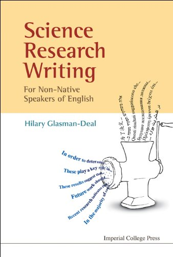 Science Research Writing for Non-Native Speakers of English by imusti