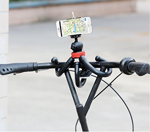 12'' Flexible Camera Tripod Stand Mount for Logitech Webcam Brio 4K, C925e,C922x,C922,C930e,C930,C920,C615 by AceTaken (Image #4)