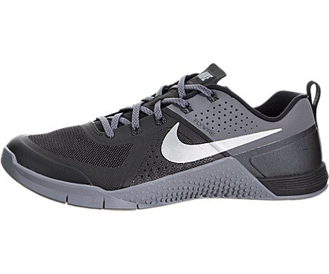 promo code a965f 0a032 Galleon - Nike Mens Metcon 1 Cross Trainer (8 D(M) US, Black/Cool Grey/Metallic  Silver)