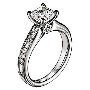 scott kay engagement ring m1155qd10 - Scott Kay Wedding Rings