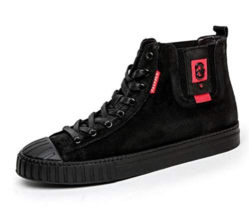 Scennek, Sneaker Uomo, Nero (Nero), 40
