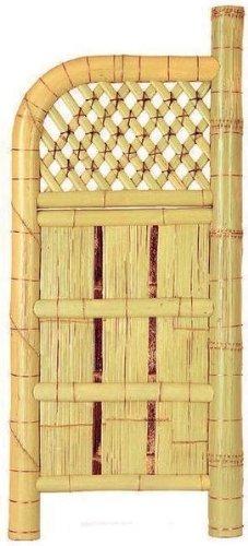 【国産天然竹 袖垣】白玉袖垣(ヒシギ)幅540㎜x高さ1650㎜ B00E8I72U6