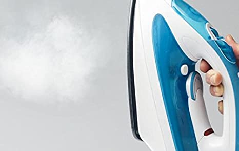 Qilive Q.5280 - Plancha (Plancha a vapor, 3 m, 20 g/min, Azul ...