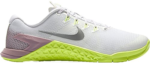 Metallic Running Multicoloured Shoes Women's Silver 102 Metcon Competition NIKE White 4 WMNS BxAzawqX