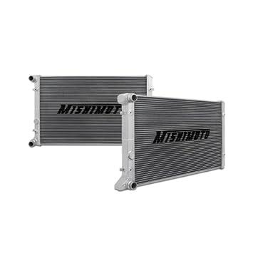 mimoto mmrad-glf-99Â Rendimiento aluminio Dual Pass Radiador para Golf