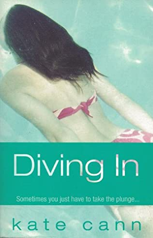 book cover of Diving in