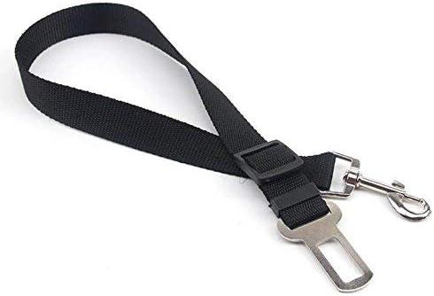 ZT TRADE Cinturón de Seguridad retráctil para Perros arnés Correa ...