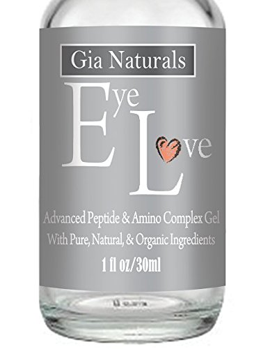 Gia Naturals Pure, Natural and Organic EYE LOVE Eye Gel