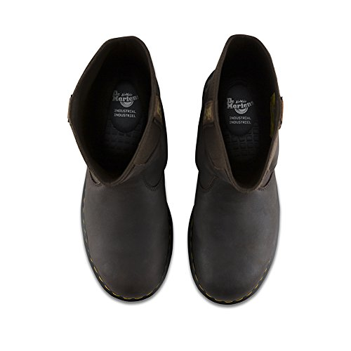 Gaucho Dr Sneaker Dark Martens Brown Uomo rqtRw8axvt