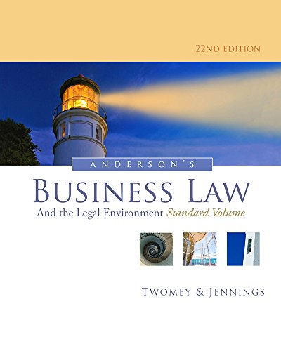 ACP M354 - BUSINESS LAW AND THE LEGAL ENVIRONMENT - PURDUE U