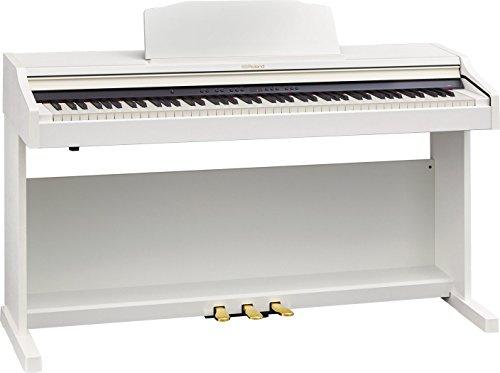 Roland, 88-Key Compact Home Digital Piano (RP-501R-WH)