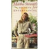 Martha Stewart's Antipasto Party, Martha Stewart, 0517569825