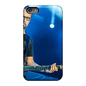 LisaSwinburnson Apple Iphone 6plus Best Hard Phone Cover Unique Design High-definition Godsmack Band Series [AHn10651nwqR]