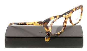 Prada Eyeglasses VPR 03Q Tortoise 7S0-1O1 PR03QV