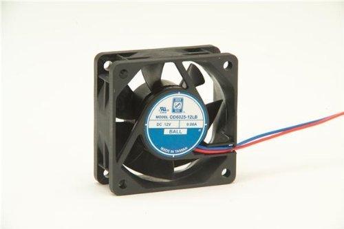 Orion Fans Case Fan OD6025-24HB | OD6025 Series | 24 VDC ...