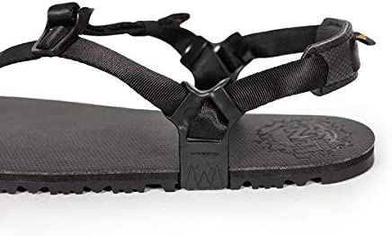 Luna Sandals OSO Flaco Winged Edition | Minimalist Running and Hiking Sandals - Lightweight 7.2 oz Comfortable Sandals for Men and Women | Adjustable Fit