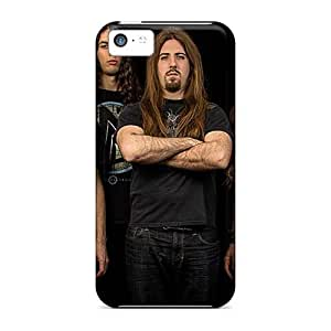 AlissaDubois Iphone 5c Scratch Resistant Cell-phone Hard Covers Provide Private Custom Realistic Papa Roach Pictures [NlI13930tAJo]