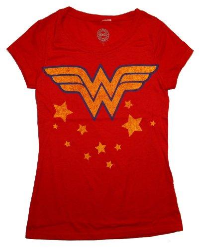 Wonder Woman Juniors T-shirt
