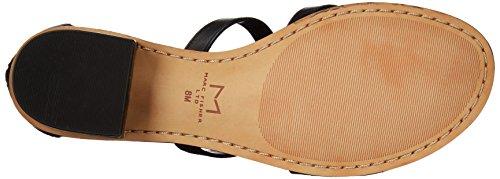 Marc Fisher Ltd cervatillo de la mujer sandalias de gladiador Black