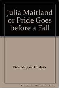 pride goes before a fall meaning