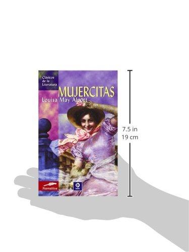 Mujercitas (Clásicos de la literatura series): Louisa May Alcott ...