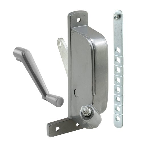 Prime-Line Products H 3555 Universal Awning Window Operator, Right Hand, Aluminum - Hand Awning Window
