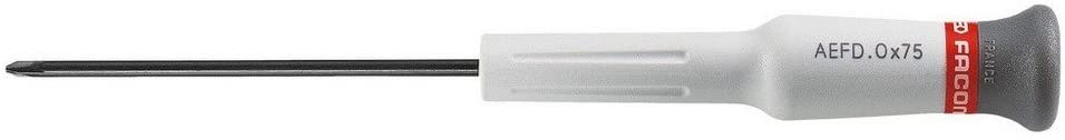 Facom-Micro AEFD.0 x 75 0 x 75 mm tournevis