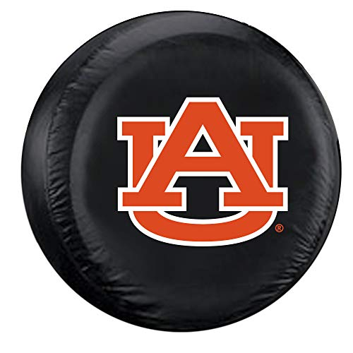 Fremont Die NCAA Auburn Tigers Tire Cover, Large Size (30-32