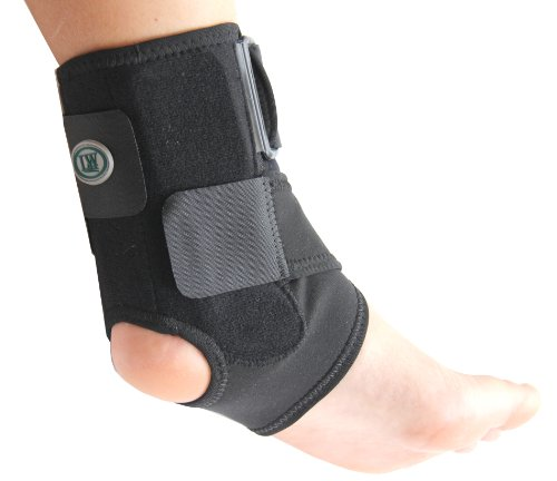 LW Ankle Stabilizer Support Wrap Brace One size - Ankle Protection Injury Recovery Pain Relief