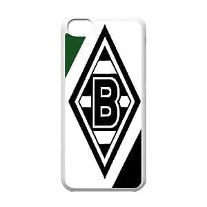 iPhone 5C Phone Case White Monchengladbach F5094649