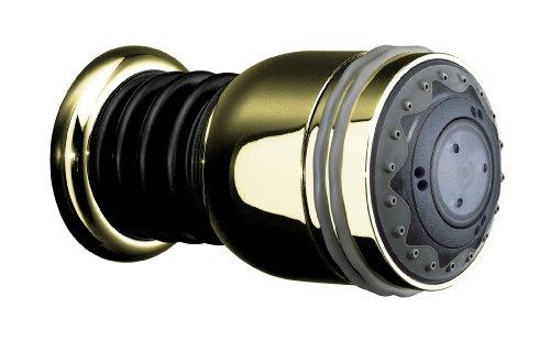 KOHLER K-8509-AF MasterShower Three-Way Bodyspray, Vibrant French Gold