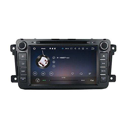 BoCID 2GB RAM Quad Core 2 din 7'' Android 7.1 Car DVD Player for Mazda CX-9 CX 9 With Car Radio GPS WIFI Bluetooth 16GB ROM USB DVR by BoCID (Image #3)