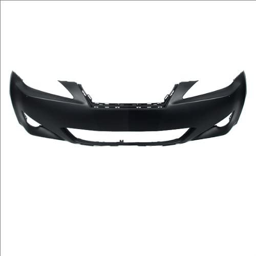 Front Bumper Cover For 2006-2008 Lexus IS250 w// fog lamp holes IS350 Primed