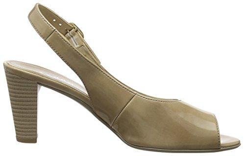 Gabor Scarpe Donna Moda Sandali Beige (beige 74)