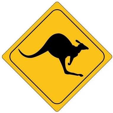 Fahnenmax Autoaufkleber Sticker Australien Känguruh Neu Aufkleber Auto