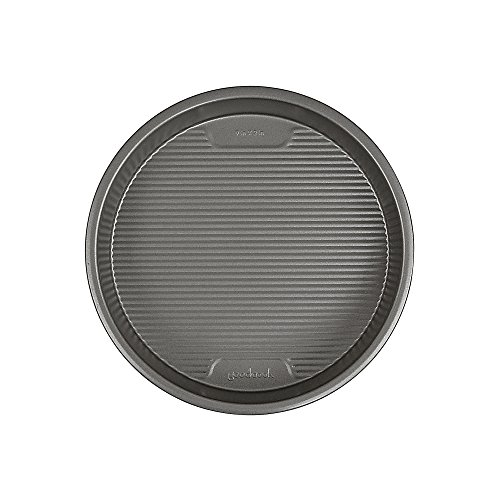 Good Cook AirPerfect Nonstick Round Cake Pan, 9 inch, Gray